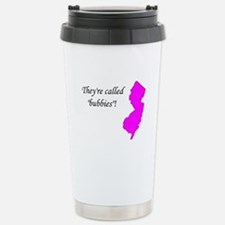 Jersey Love Stainless Steel Travel Mug