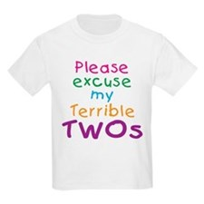 Please excuse Kids T-Shirt