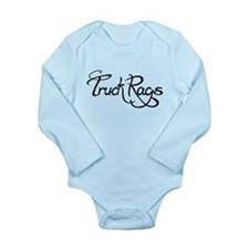 truck styles for men Long Sleeve Infant Bodysuit
