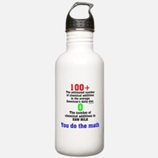 You Do The Math Water Bottle