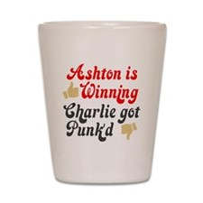 Ashton Winning Shot Glass
