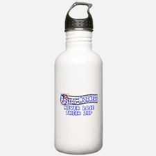 Postal Worker Water Bottle