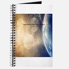 Hypnosis Afternoon Break Journal