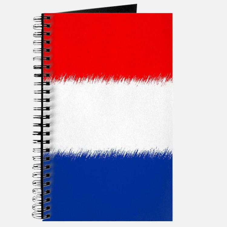 Flag of the Netherlands Journal
