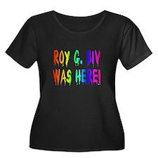 Roy G. Biv Graffiti (rainbow) T