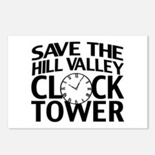 Save The Clock Tower Postcards (Package of 8)