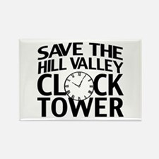 Save The Clock Tower Rectangle Magnet