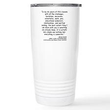 Kashia Connected Quote Travel Mug