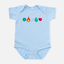 Love Elemental Infant Bodysuit
