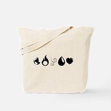 Mono Elemental Tote Bag