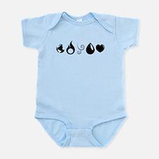 Mono Elemental Infant Bodysuit