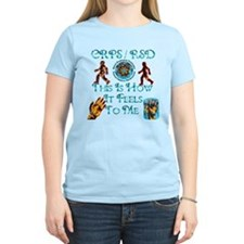CRPS / RSD This Is How It Fee T-Shirt