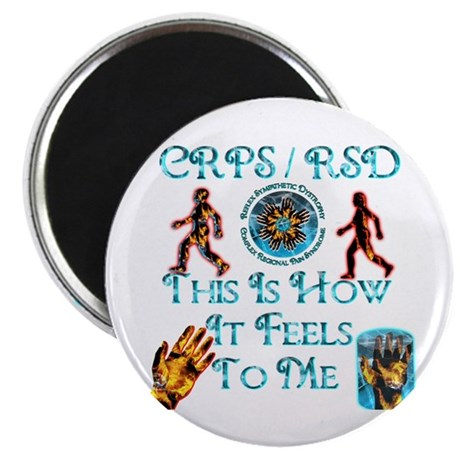 CRPS / RSD This Is How It Fee Magnet