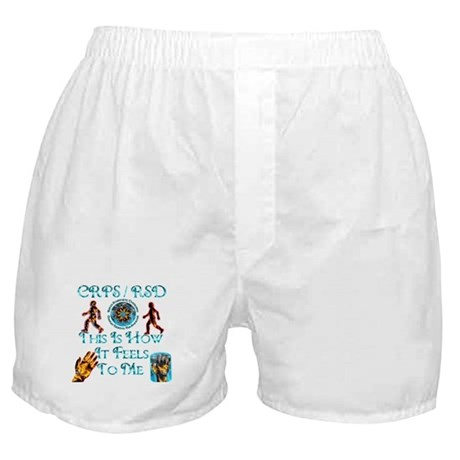 CRPS / RSD This Is How It Fee Boxer Shorts
