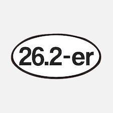 26.2-er or Marathoner Patches