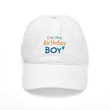 Birthday Boy Baseball Baseball Cap