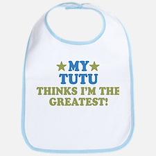 My Tutu Bib