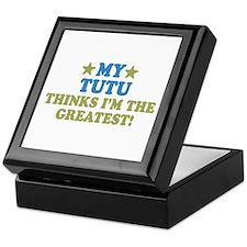 My Tutu Keepsake Box