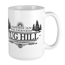 AMERICAN WILDERNESS Black Mugs