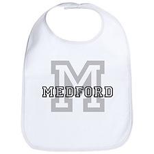 Letter M: Medford Bib