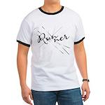 Abstract Runner Ringer T