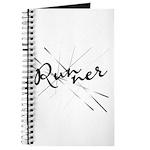 Abstract Runner Journal