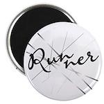 Abstract Runner Magnet
