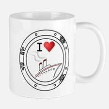 I Heart Cruising Mug