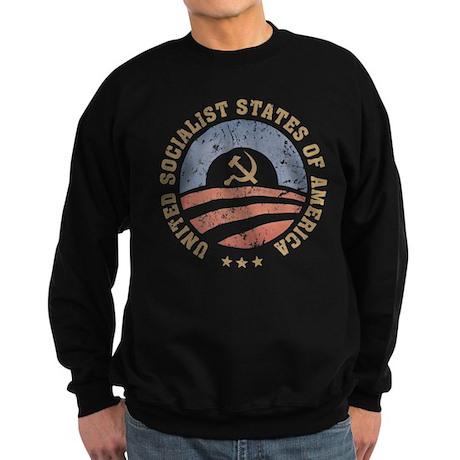 USSA Vintage Logo Sweatshirt (dark)