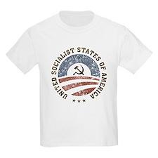 USSA Vintage Logo T-Shirt