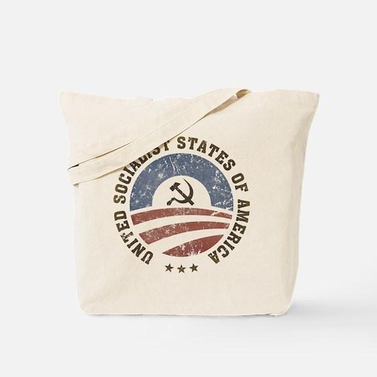 USSA Vintage Logo Tote Bag
