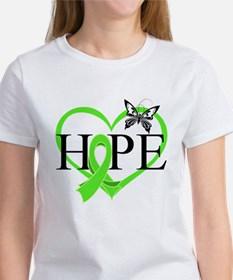 Heart of Hope Lymphoma Tee