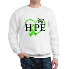 Heart of Hope Lymphoma Sweatshirt