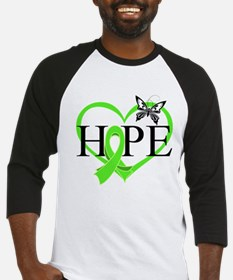 Heart of Hope Lymphoma Baseball Jersey