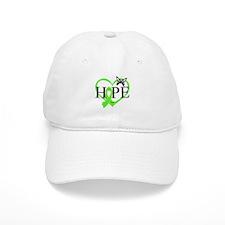 Heart of Hope Lymphoma Baseball Baseball Cap