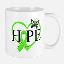 Heart of Hope Lymphoma Mug
