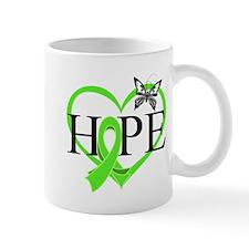 Heart of Hope Lymphoma Mug
