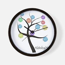 Histologist Wall Clock