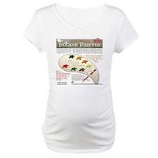 Newbie Parent's Poopie Palette Shirt