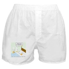 Dying cigarette Boxer Shorts