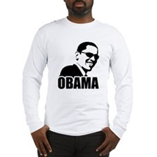 Obama Sunglasses Long Sleeve T-Shirt