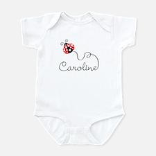 Ladybug Caroline Infant Bodysuit