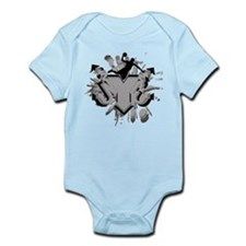 NYC BALLIN' Infant Bodysuit