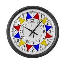 RAF Sector Large Wall Clock