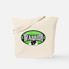 Tough Lymphoma Warrior Tote Bag
