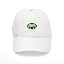 Tough Lymphoma Warrior Baseball Baseball Cap