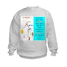Don't Giggle/TELLY- Sweatshirt