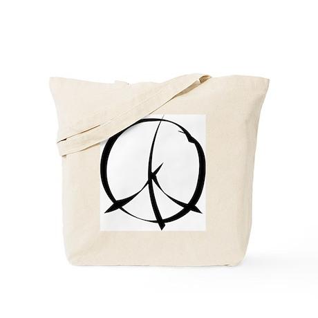 Peace Zen Tote Bag