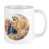 Irish wolfhound Small Mugs (11 oz)