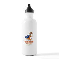 Sable Super Sheltie Water Bottle